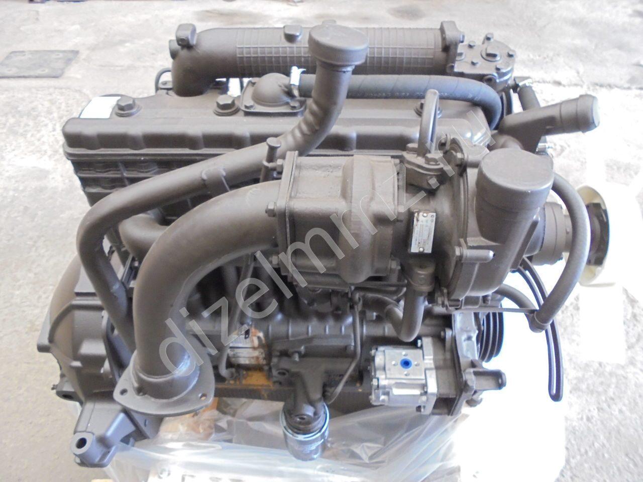 инструкция двигатель д 144