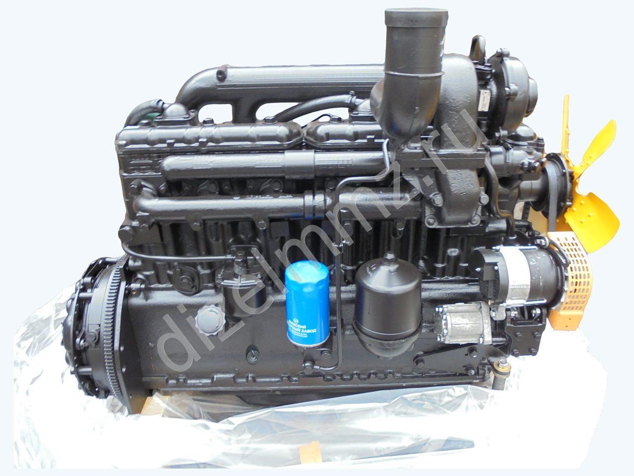 Двигатель Д-260 мтз-1221 - agroru.com