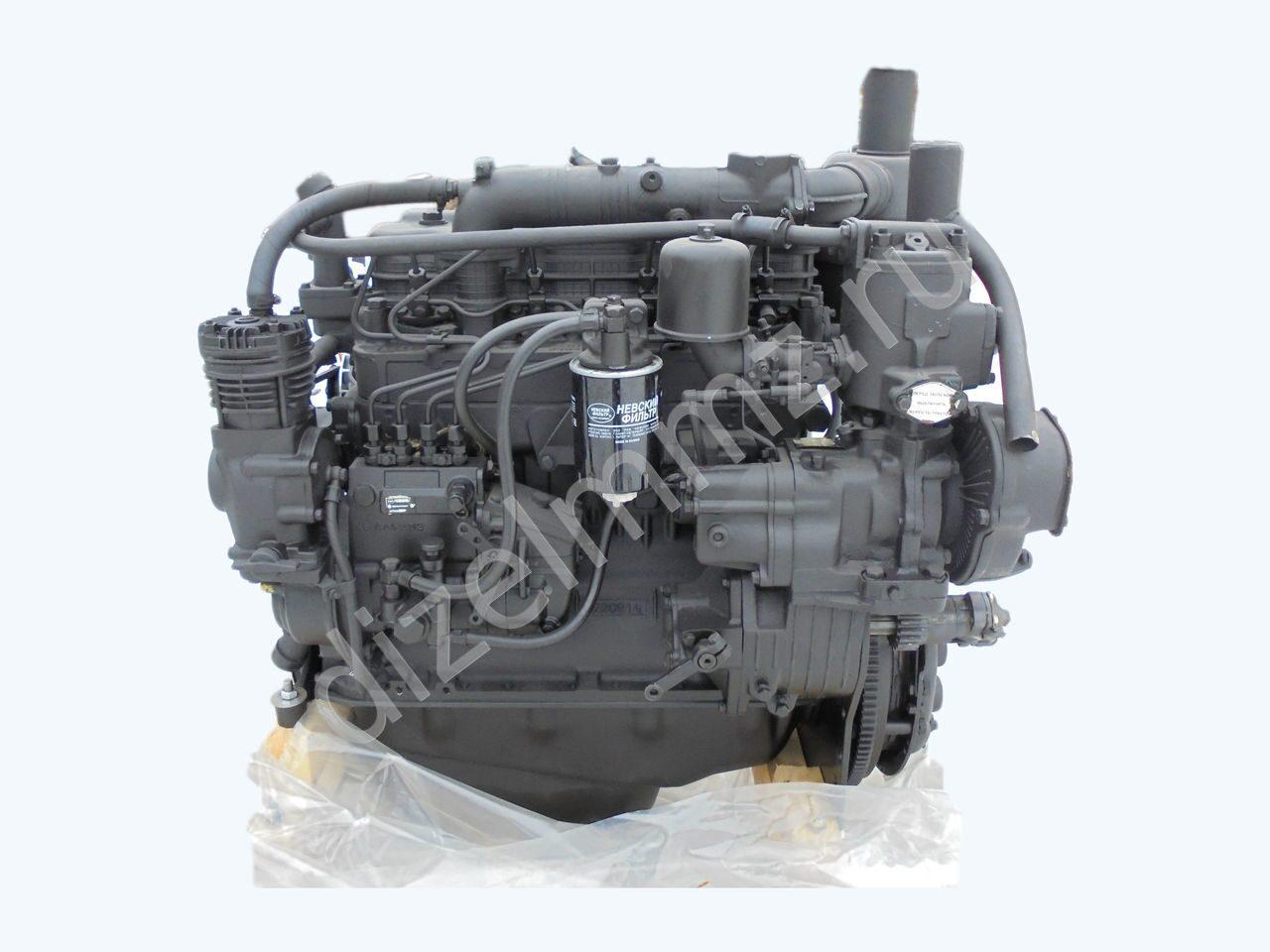 инструкция по ремонту двигателя ммз-245