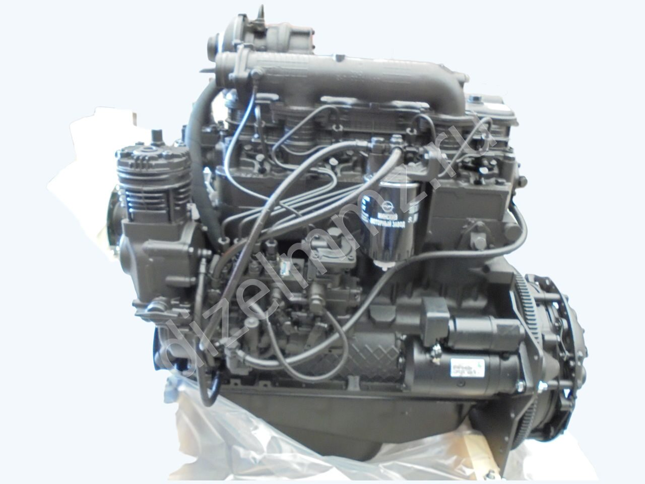 Трактор ЮМЗ-6: технические характеристики, устройство.